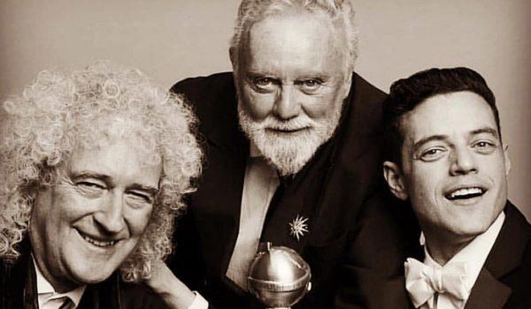 Bohemian Rhapsody é um dos grandes ganhadores do Golden Globes