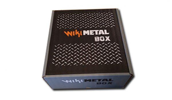 Conheça o Wikimetal Box, uma nova experiência heavy metal