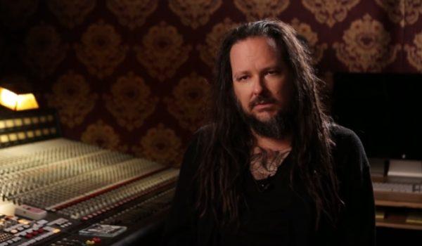 Jonathan Davis está gravando os vocais do novo álbum do Korn