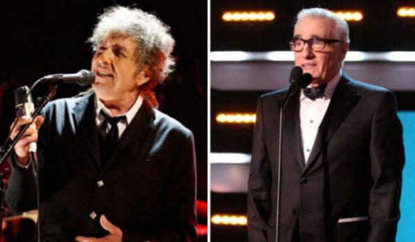 Martin Scorsese está dirigindo um documentário sobre turnê de Bob Dylan