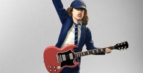 Angus Young ganha colecionável em edição limitada