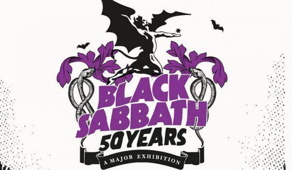 Black Sabbath: exposição irá celebrar 50 anos da banda em cidade natal