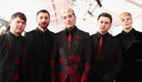 Bring Me The Horizon curte festa do Grammy com Backstreet Boys
