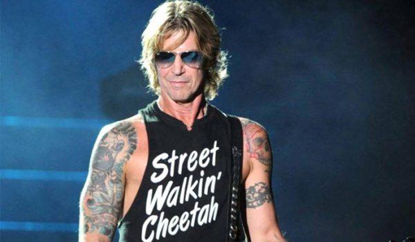 Duff McKagan libera trecho de música inédita e anuncia turnê solo