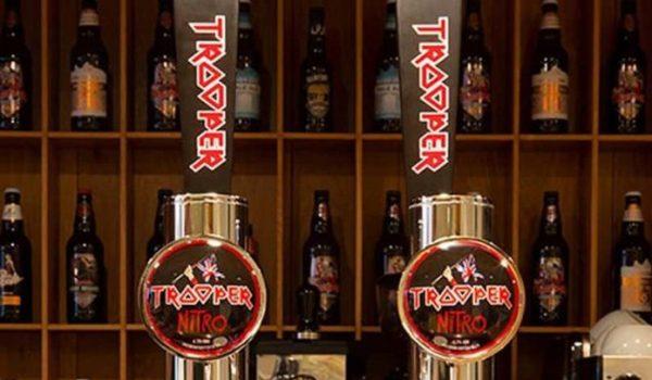 Iron Maiden anuncia nova versão de cerveja Trooper Beer