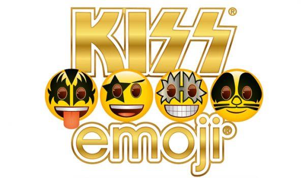 Kiss faz parceria com empresa de emoji e anuncia novos produtos