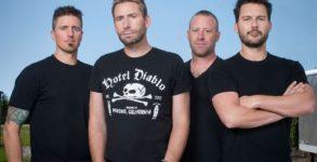 Nickelback, a banda que todo mundo odeia