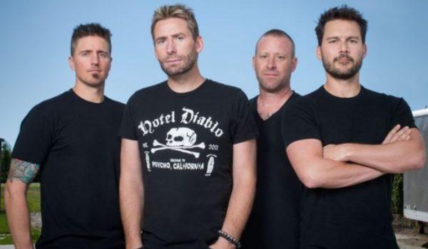 """Nickelback: """"Estamos fazendo algo certo se alguém nos odeia tanto"""""""