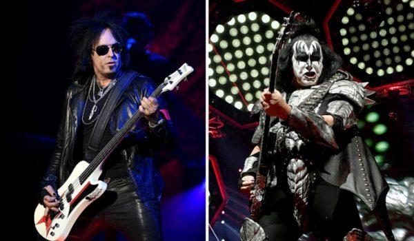 Nikki Sixx acusa Kiss de copiar turnê de despedida do Mötley Crüe