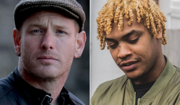 Corey Taylor lançará música com rapper Kid Bookie