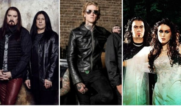 7 músicas para ouvir essa semana: Dream Theater, Buckcherry e Within Temptation