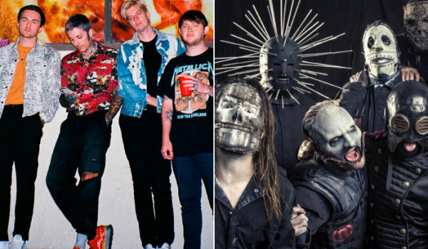 Bring Me The Horizon faz cover de Slipknot mais pesado que o original