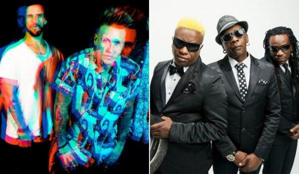 Papa Roach e Living Colour farão shows no Brasil, diz jornal