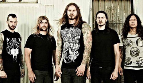 As I Lay Dying tem show cancelado por reclamações contra Tim Lambesis