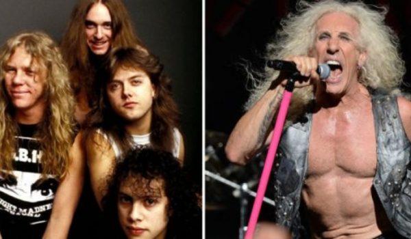 """Dee Snider: """"Eu não pensei que o Metallica daria certo"""""""