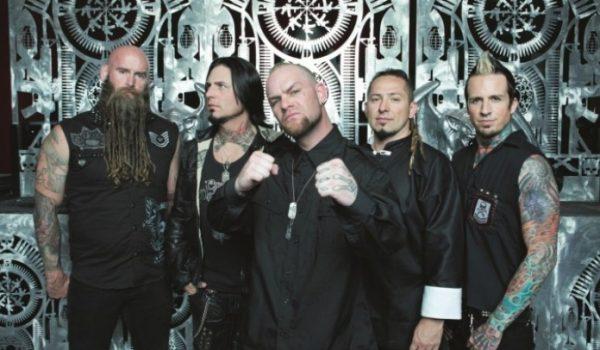 Five Finger Death Punch anuncia estar trabalhando em novo álbum e turnê