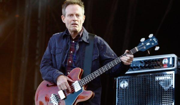 Led Zeppelin: John Paul Jones fará show com Thurston Moore do Sonic Youth