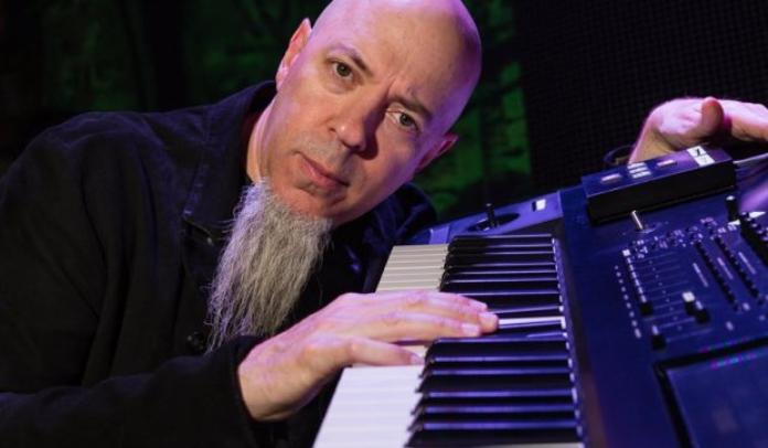Jordan Rudess anuncia álbum solo