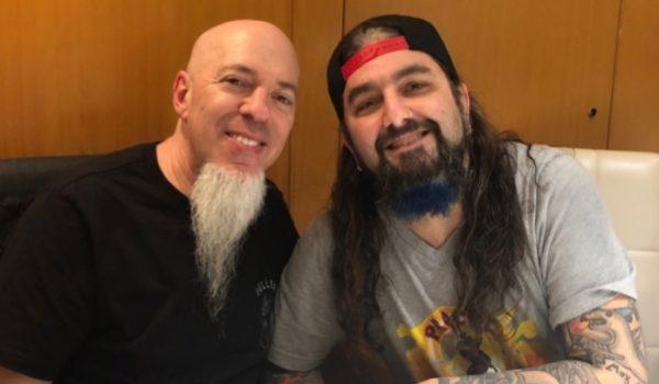 "Mike Portnoy e Jordan Rudess se reúnem: ""Uma vez família, sempre família"""