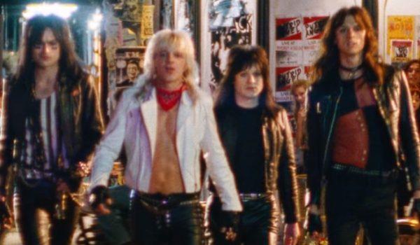 Mötley Crüe: assista ao primeiro trailer da cinebiografia The Dirt