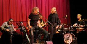 Saving Grace nova banda de Robert Plant