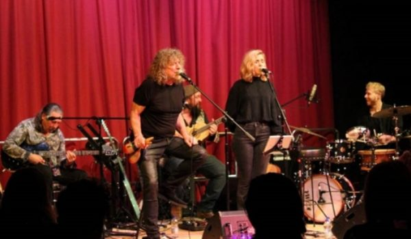 Robert Plant inicia novo projeto com a banda Saving Grace; assista