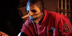 Chris Fehn do Slipknot
