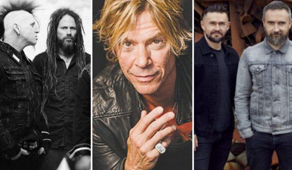 As melhores músicas da semana: Hellyeah, The Cranberries, Duff McKagan e mais