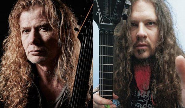 Dave Mustaine revela que convidou Dimebag Darrell para fazer parte do Megadeth