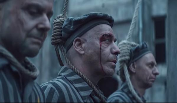 """Rammstein recria campo nazista em novo clipe """"Deutschland"""""""