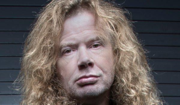 Dave Mustaine tem oito músicas escritas pro novo álbum do Megadeth