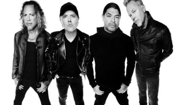 Metallica confirma passagem pela América no Sul em 2020