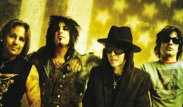 Mötley Crüe lança trilha sonora de The Dirt com duas novas músicas