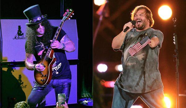 Slash e Tenacious D confirmados no Lollapalooza Chicago