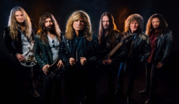 "Whitesnake lança nova música; ouça ""Trouble Is Your Middle Name"""