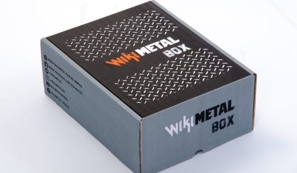 A edição de março da Wikimetal Box acaba hoje; adquira a sua