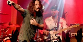 Tom Morello apoia que buraco negro seja chamado de Chris Cornell