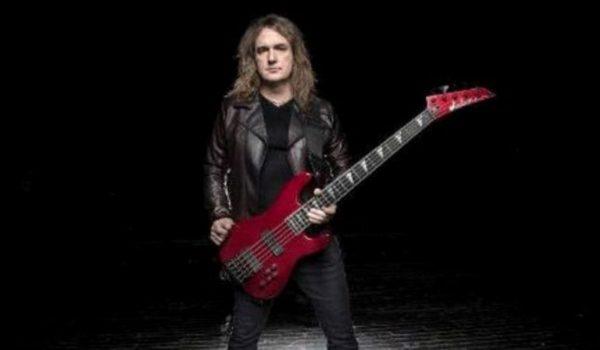 """Megadeth: David Ellefson diz que o som de vinil """"é uma m*rda"""""""