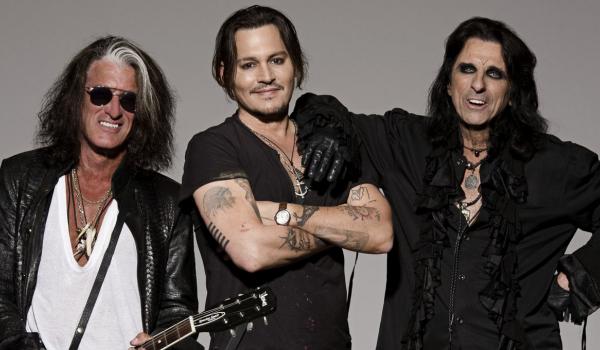 Hollywood Vampires divulga single e detalhes sobre novo álbum