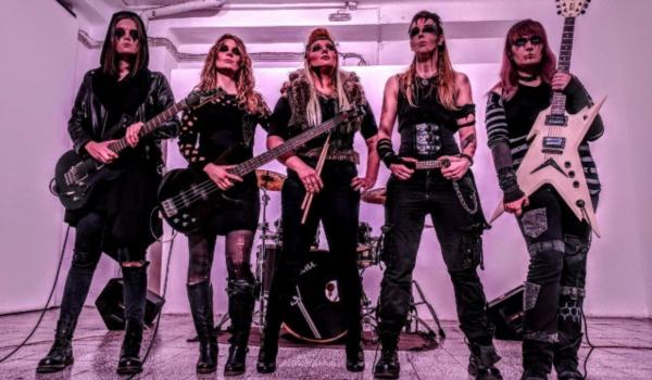 Nemesis, banda sérvia formada apenas por mulheres, debate padrões sociais em clipe