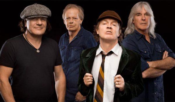 AC/DC: engenheiro de som confirma que a banda esteve no estúdio