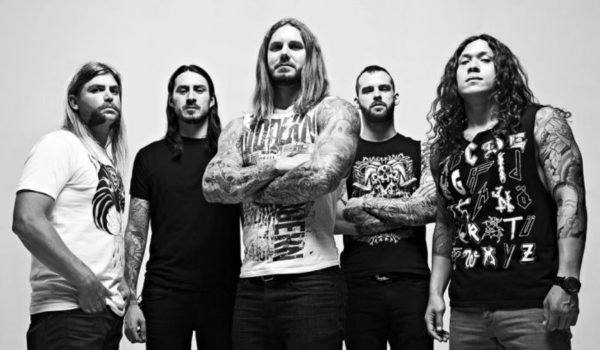 "As I Lay Dying lança ""Redefined"" com Jake Luhrs no vocal"