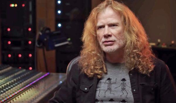 Dave Mustaine, do Megadeth, rebate acusações de homofobia