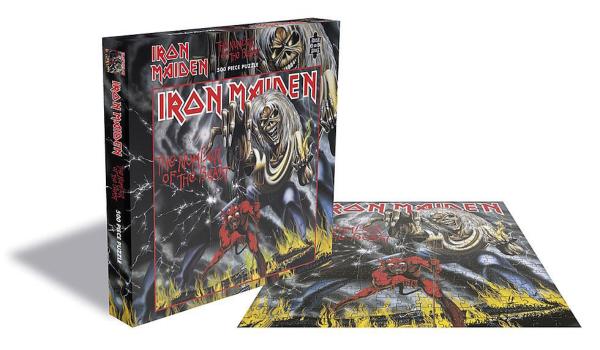 Iron Maiden, Slayer, Judas Priest e Motorhead ganham quebra-cabeças exclusivos