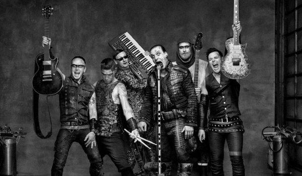 Rammstein divulga capa e tracklist do novo álbum; confira
