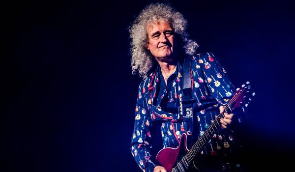 Brian May quer novo Live Aid para abordar mudança climática