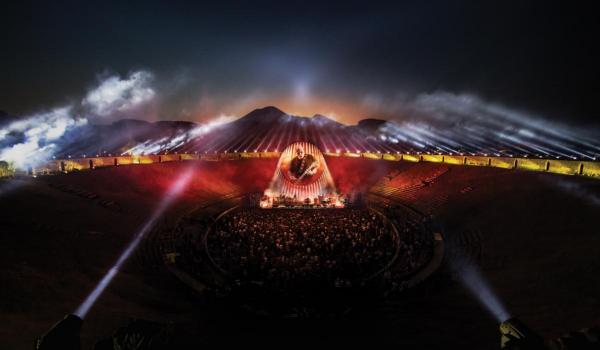 David Gilmour lança Live At Pompeii de graça no YouTube; assista aqui