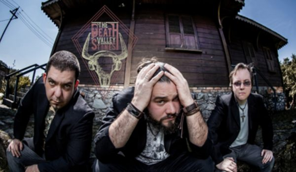 Death Valley Stones, banda brasileira, lança primeiro EP; conheça aqui