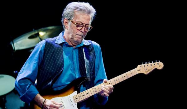 Eric Clapton toca clássico do Prince pela primeira vez em show cheio de raridades