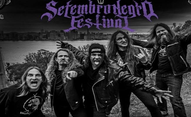 Exodus é confirmado como atração do festival Setembro Negro